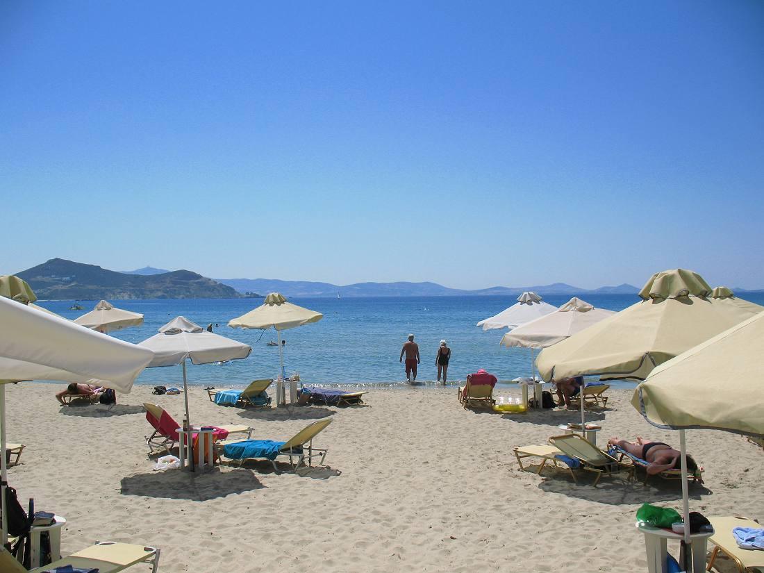 Hotel Kymata Saint George Beach Naxos Town