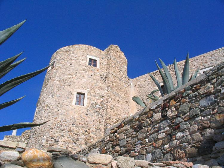 Glezos Tower at Venetian Castle